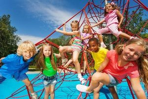 playground surfaces for kids