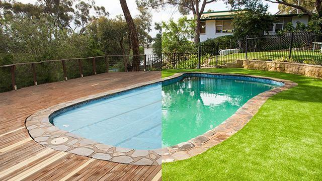 Grass Suitable for Pool Areas